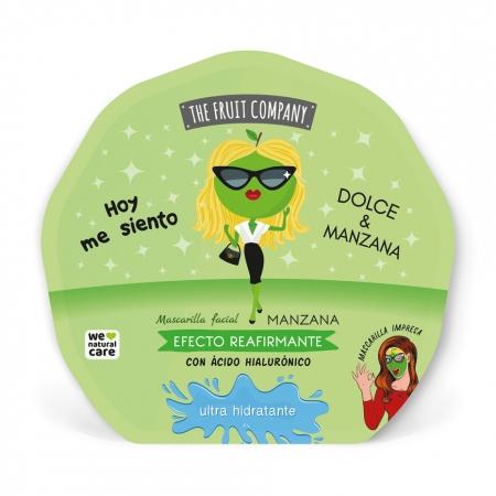Mascarilla Facial Manzana The Fruit Company