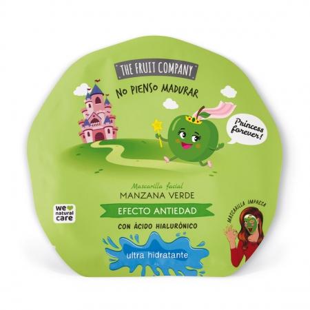 Mascarilla Facial Manzana Verde