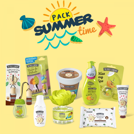 Pack Summer Time The Fruit Company