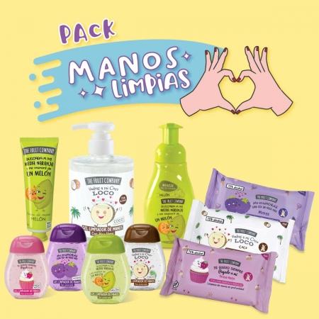 Pack Manos Limpias The Fruit Company