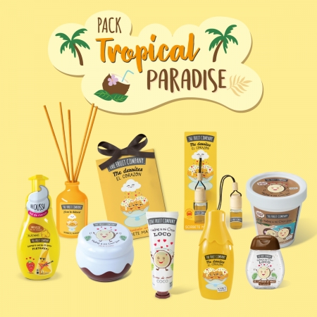 The Fruit Company Pack Tropical Paradise