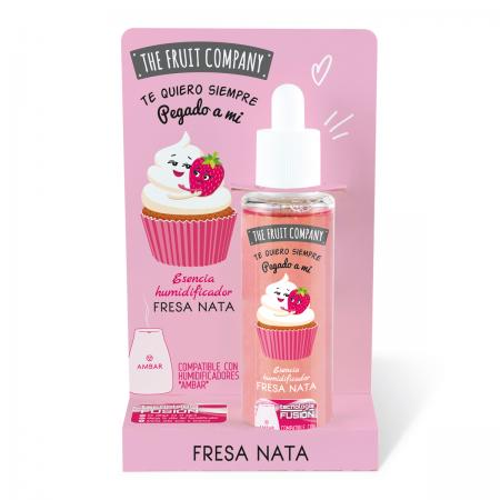 Esencia Humidificador Fresa Nata The Fruit Company